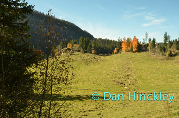 Near La Givrine, Jura Mountains, near St. Cergue, Switzerland
