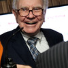 Chapter 19, TA19.17 / New photo of Warren Buffett. (These all all from the last 6 months)<br /> <br /> Choice 2 of 10<br /> <br /> NEW YORK, NY - JANUARY 18:  Warren Buffett attends the grand re-opening of Jay-Z's 40/40 Club on January 18, 2012 in New York City.  (Photo by Steve Mack/FilmMagic)
