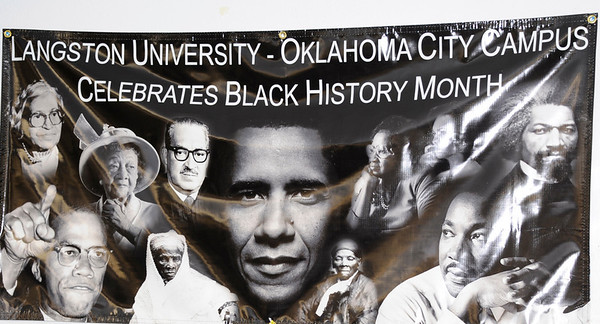 LU/OKC CAMPUS-BlACK HISTORY PROGRAM