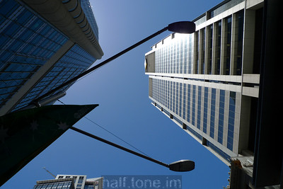 Commonwealth Bank building, skyscrapers: Sydney