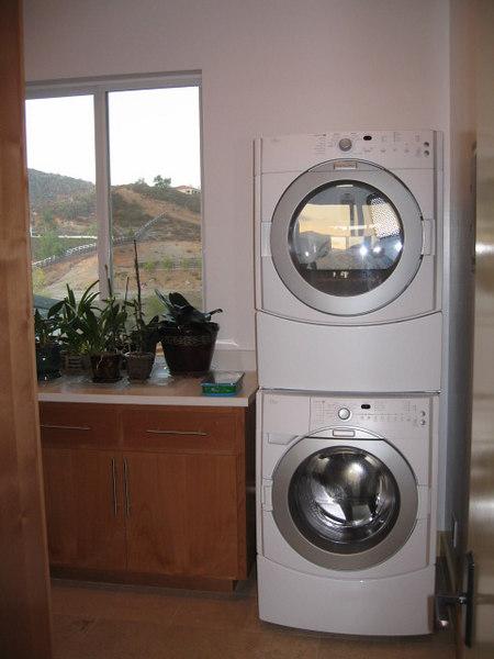Utilty/laundry room.
