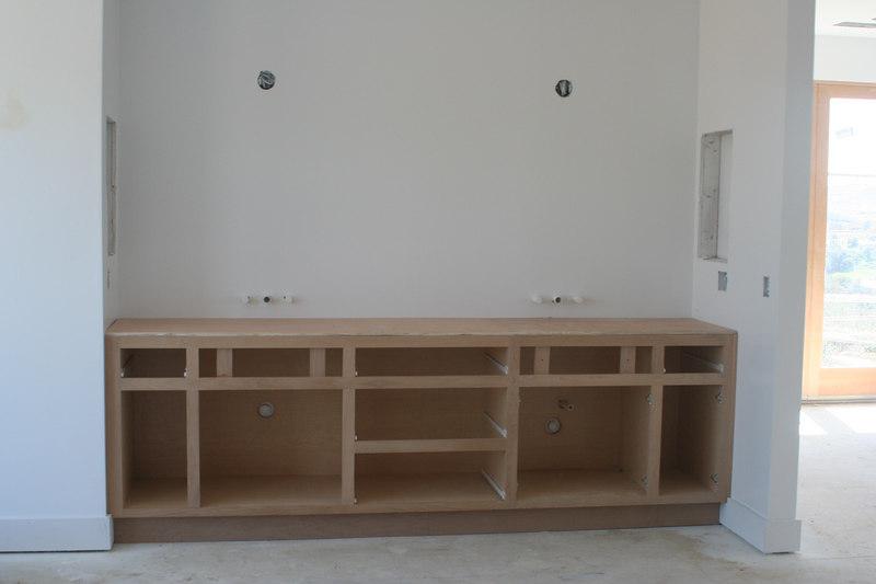 4/2/06 Master bath vanity (minus doors & drawers)