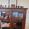 The La Marzocco Tamper Library!  This is actually Piero's collection!