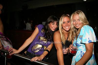 Lisa, Liz, Sam