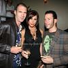 Robbie X., Eva Hains, Tim George Jr.