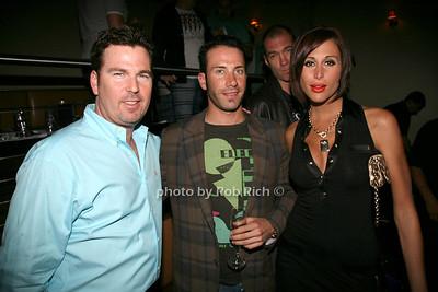David Sarner, Tim George Jr., Eva Hains