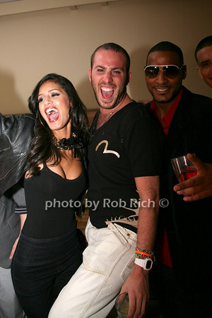 top Model Jasline, Micah Jesse, Cedric King