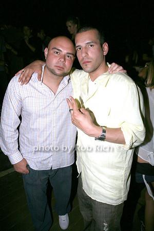 Martin Martinez, Jason Jacobs