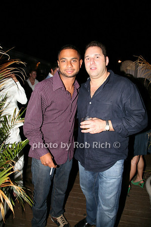 Chris black, James Nagliaras