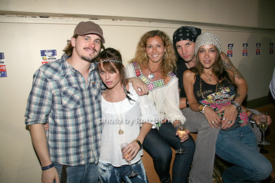 """Taryn Manning, Cast members of movie, """"The Perfect Age Of Rock and Roll"""""""