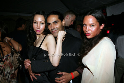 Sonia, Larry, Rolise