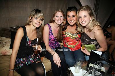 Beth Primps, Liz Aragona, Lindsay Niggeman, Lindsey C.