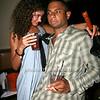 Aminita Classon-Diop, Chris Black