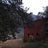 06/02/11 Neighbor's barn and hillside