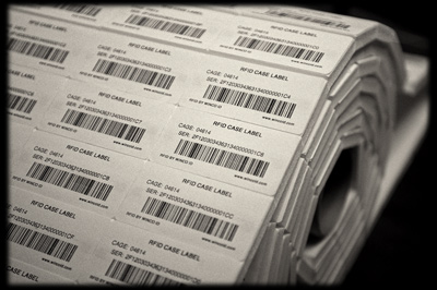 Metal Mount RFID Labels