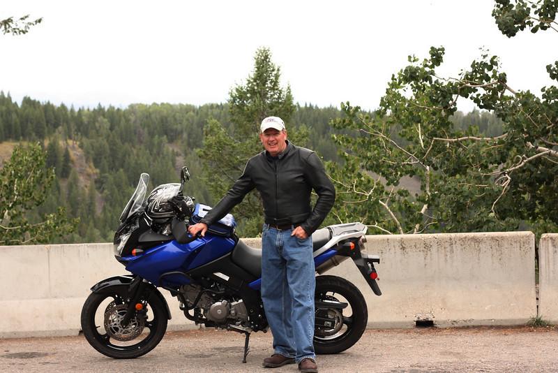 Dan to Mesa Falls