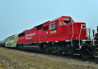 Canadian Pacific/Delaware & Hudson #608, Lacolle Qc