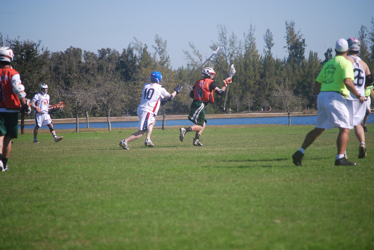 2011 Team Jesse B&G 122