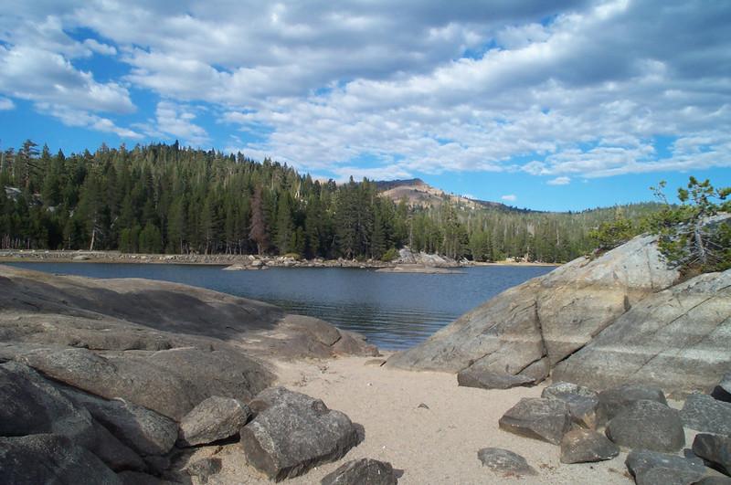 Lake Alpine, California