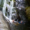 ...an absolutely FABULOUS swimming hole!!   All tucked and squeezed in among the boulders!!
