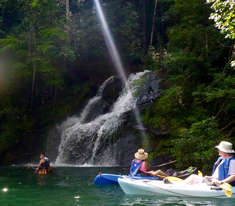 Kayak Trip, August 12, 2018