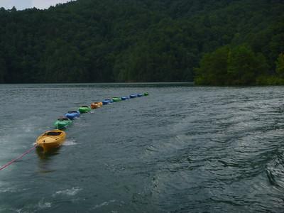 Kayak Trip, August 5, 2018