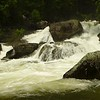 20 second video of the raging Whitewater River.