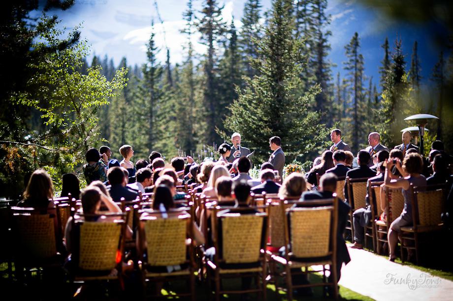 wedding photography Lake Louise