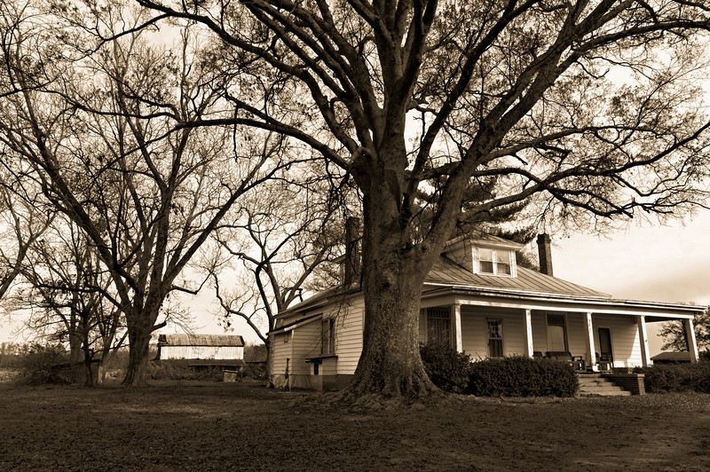 Leggett House