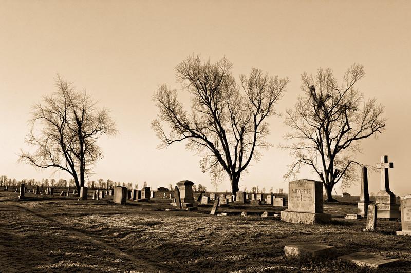 Fairfield, NC, Cemetery