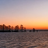 Cypress Sunrise - Lake mattamuskeet