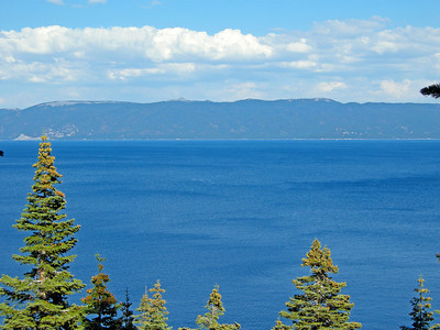 Another view from the Rubicon trail
