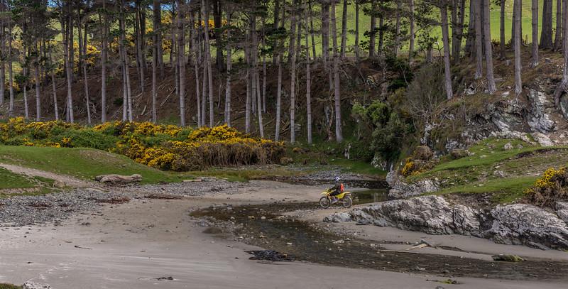 Lake to Sea Trail Bike Ride 031