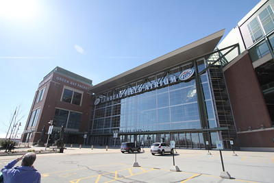 Lambeau Field Tour 5-7-2013