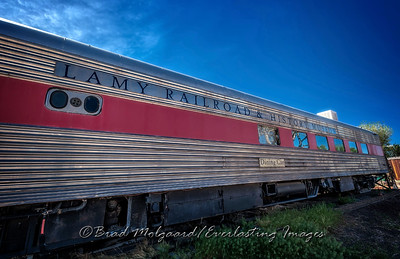 Dining Car-Lamy, New Mexico