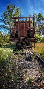 Old Rails-Lamy, New Mexico