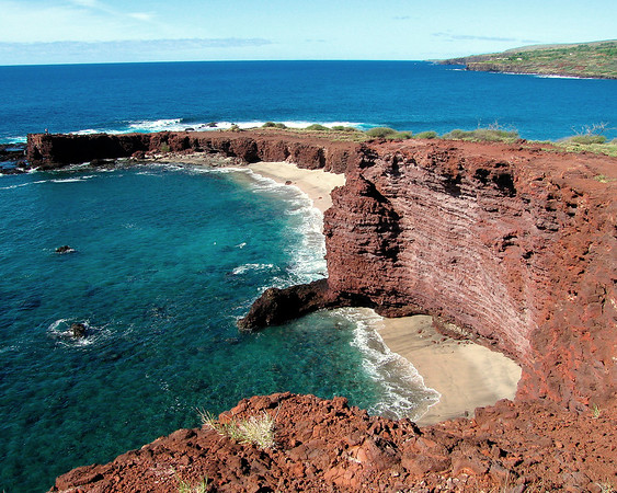 Shark's Bay - Lana'i, Hawaii