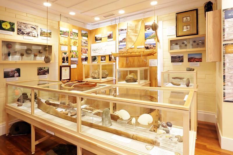 Lana'i Cultural & Heritage Center - Lana'i, Hawaii