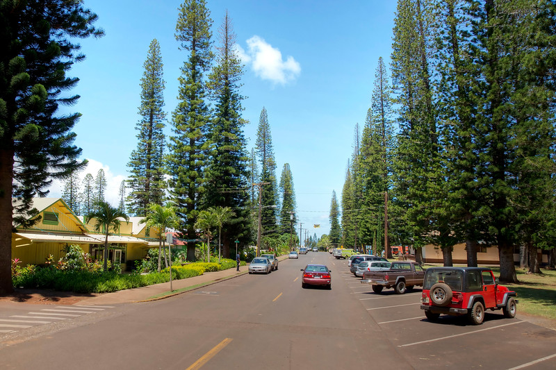 Lana'i City - Lana'i, Hawaii