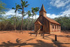 Keomoku Church - Lana'i, Hawaii