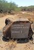 Kaiolohia (Shipwreck Beach) Sign -  Lana'i, Hawaii