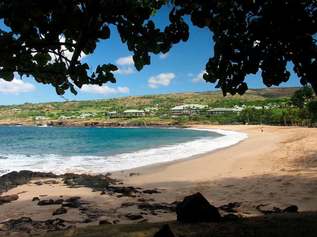 Hulopo'e Beach - Lana'i, Hawaii