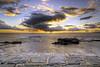Sunset at Kamalapau Harbor - Lana'i, Hawaii