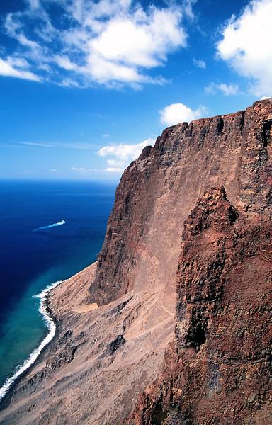 Kahilikalani (The Slides) - Lana'i, Hawaii