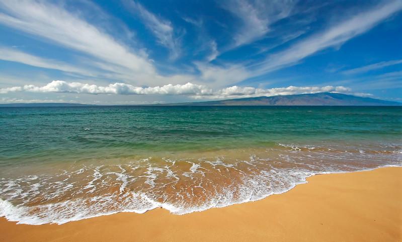 Polihau Beach - Lana'i, Hawaii