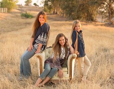 Lance's Girls