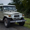 Toyota Land Cruiser Classic BJ45 (Longer Wheelbase than BJ40)