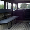 Inside Toyota Land Cruiser Classic BJ45 (Longer Wheelbase than BJ40)
