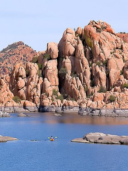 Watson Lake, Prescott, Az.