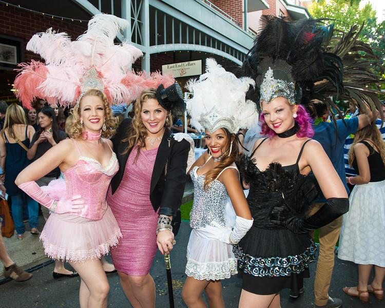 Vardon Avenue Street party!